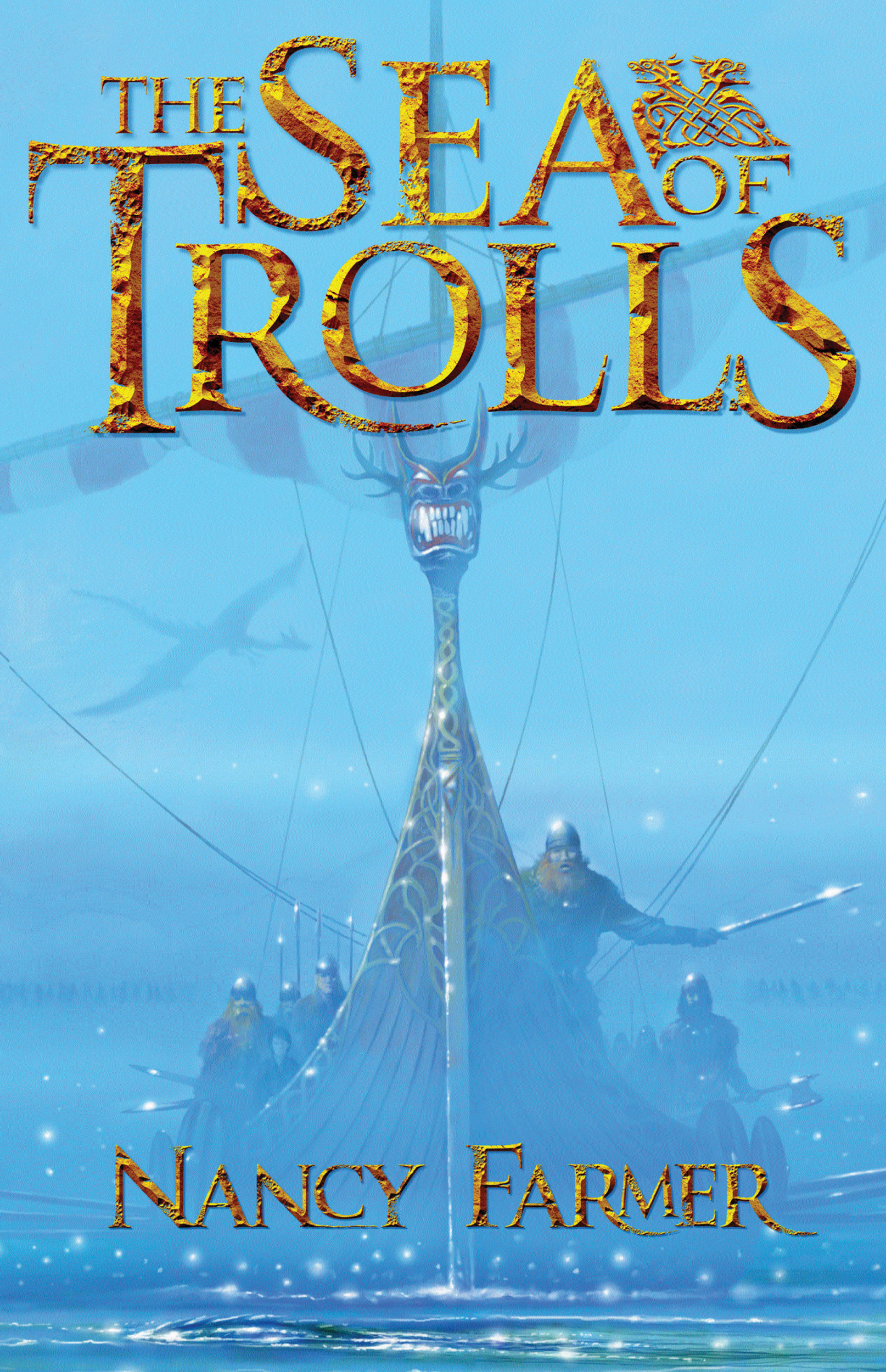 "Image for ""The Sea of Trolls"""