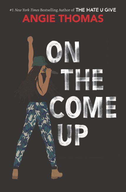 "Image for ""On the Come Up"""