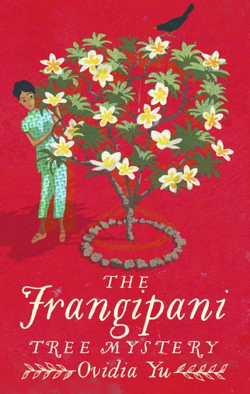 "Image for ""The Frangipani Tree Mystery"""