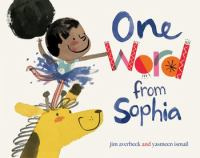 "Image of ""One word from Sophia"""