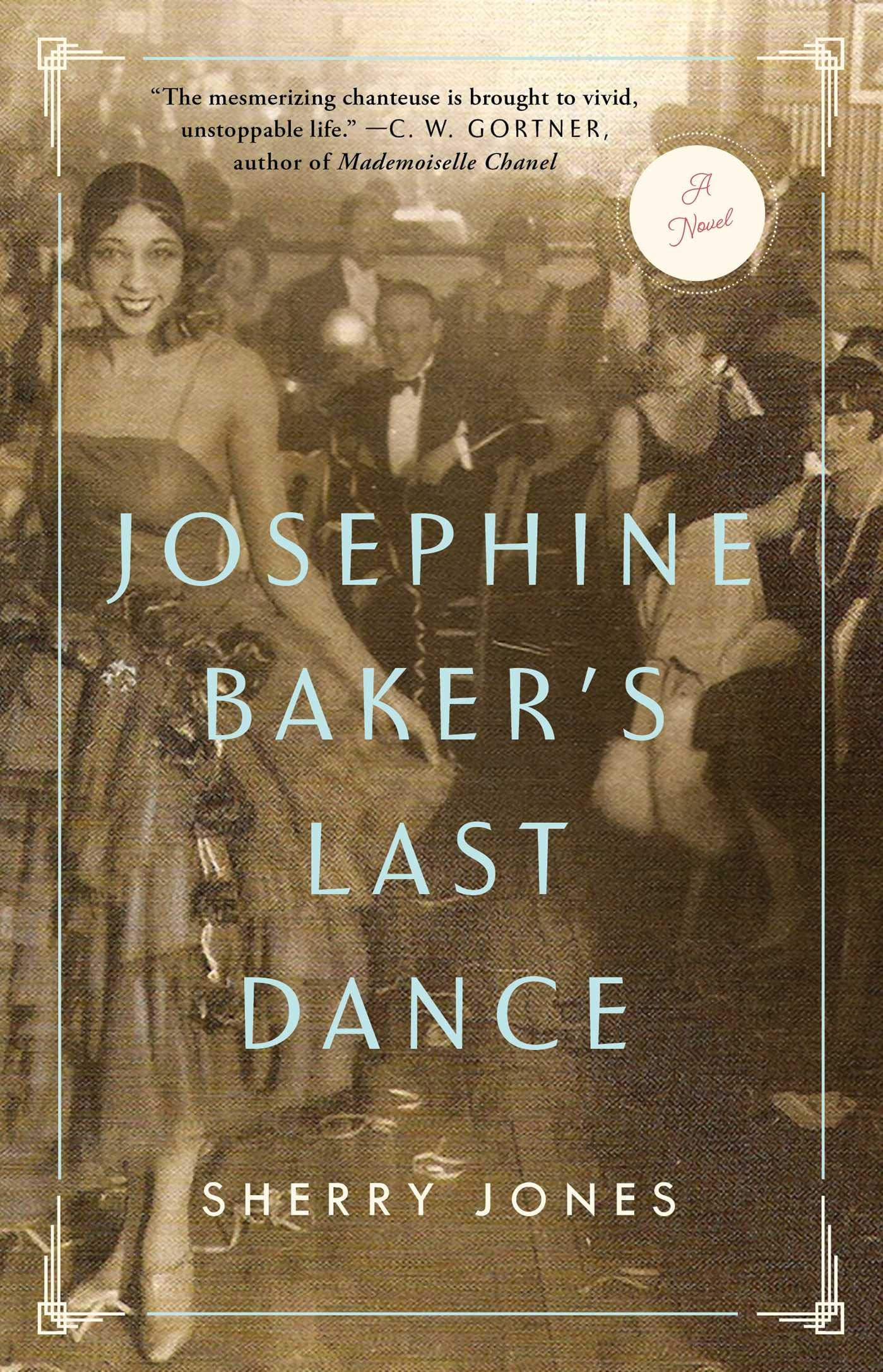"Image for ""Josephine Baker's Last Dance"""