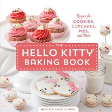 "Image for ""The Hello Kitty Baking Book"""