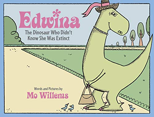 "Image for the book ""Edwina"" by Mo Willems"
