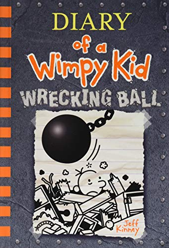 "Image for the book ""Wrecking Ball"" by Jeff Kinney"