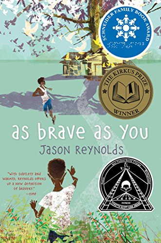 "Image for the book ""As Brave As You"" by Jason Reynolds"