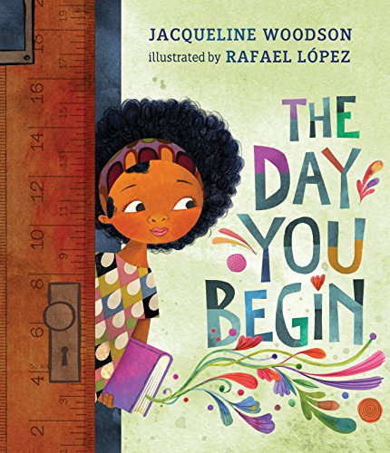 "Image for the book ""The Day You Begin"" by Jacqueline Woodson"