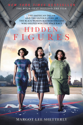 "Cover Image for ""Hidden Figures"""