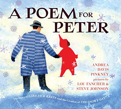 "Image for the book ""A Poem for Peter"" by Andrea Davis Pinkney"
