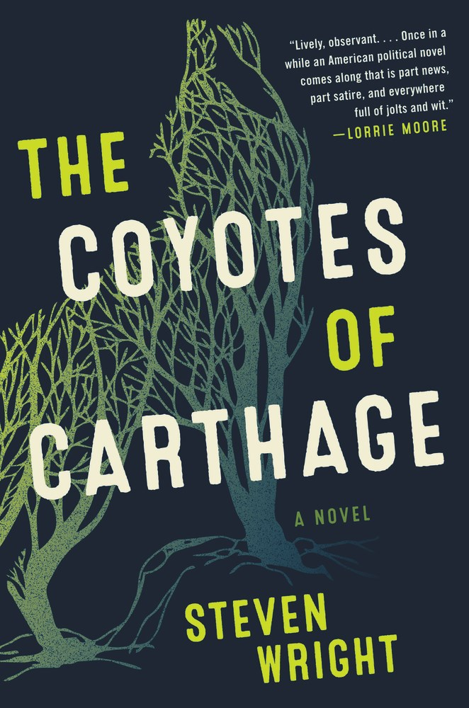 "Cover Image for ""The Coyotes of Carthage"""