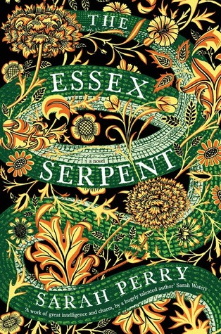 "Cover Image for ""The Essex Serpent"""