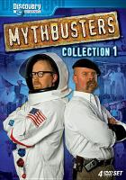 "Cover Image for ""Mythbusters Collection 1"""