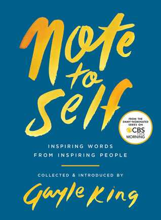 "Cover Image for ""Note to Self"""