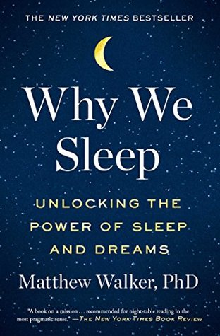 "Cover Image for ""Why We Sleep"""