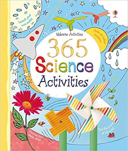 Cover of 365 Science Activities