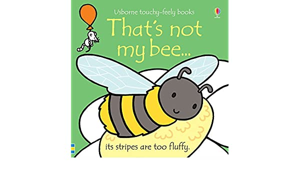 cover of that's not my bee