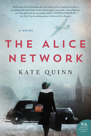 "Cover image for ""The Alice Network"""