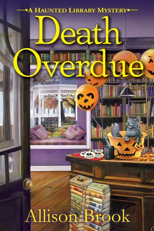 "Cover Image for ""Death Overdue"""