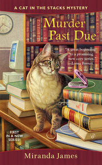 "Cover Image for ""Murder Past Due"""