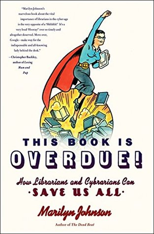 "Cover Image for ""This Book Is Overdue!"""