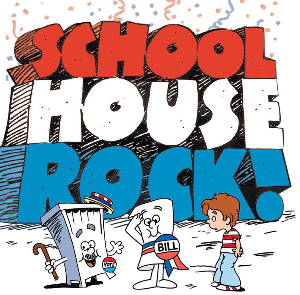"Image for ""Schoolhouse Rock! Election collection"""