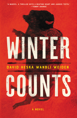 "Cover Image for ""Winter Counts"""