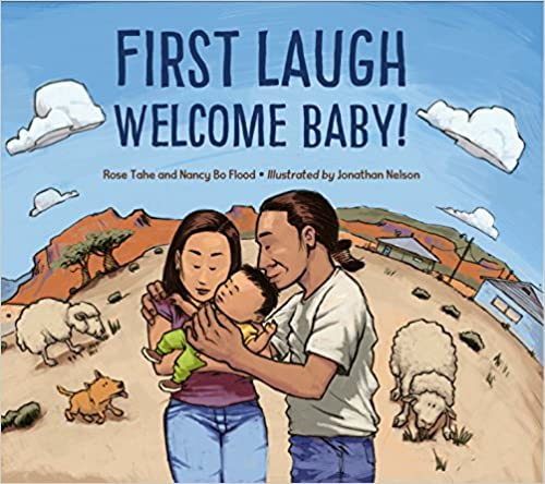 Image for First Laugh Welcome Baby