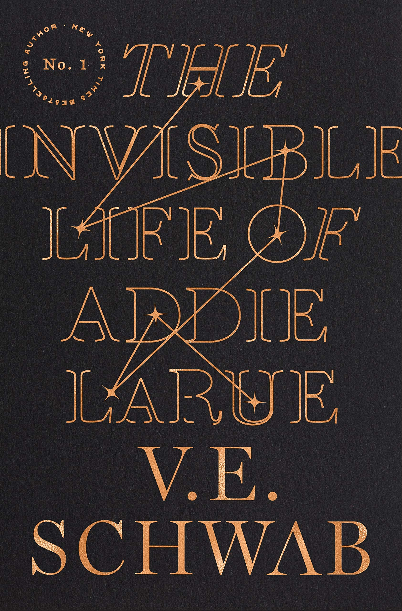 "Cover Image for ""The Invisible Life of Addie LaRue"""