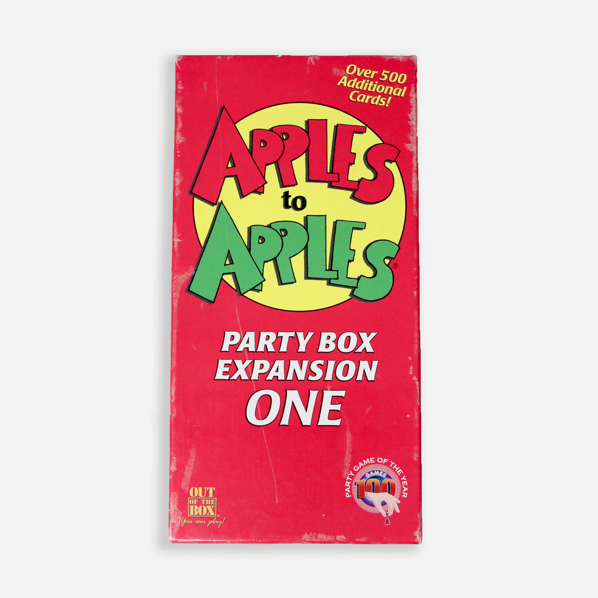 Apples To Apples Expansion