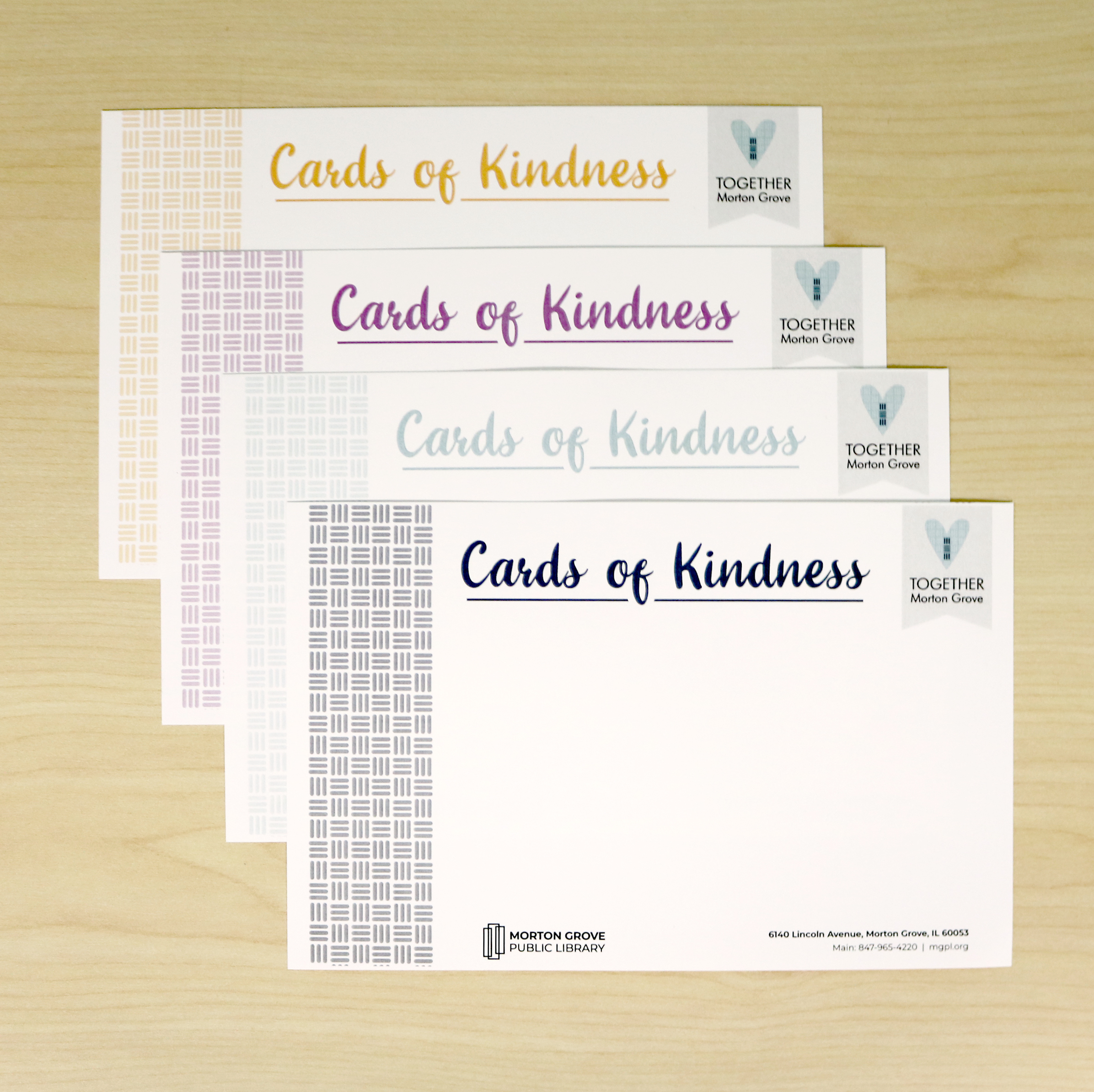 cards of kindness