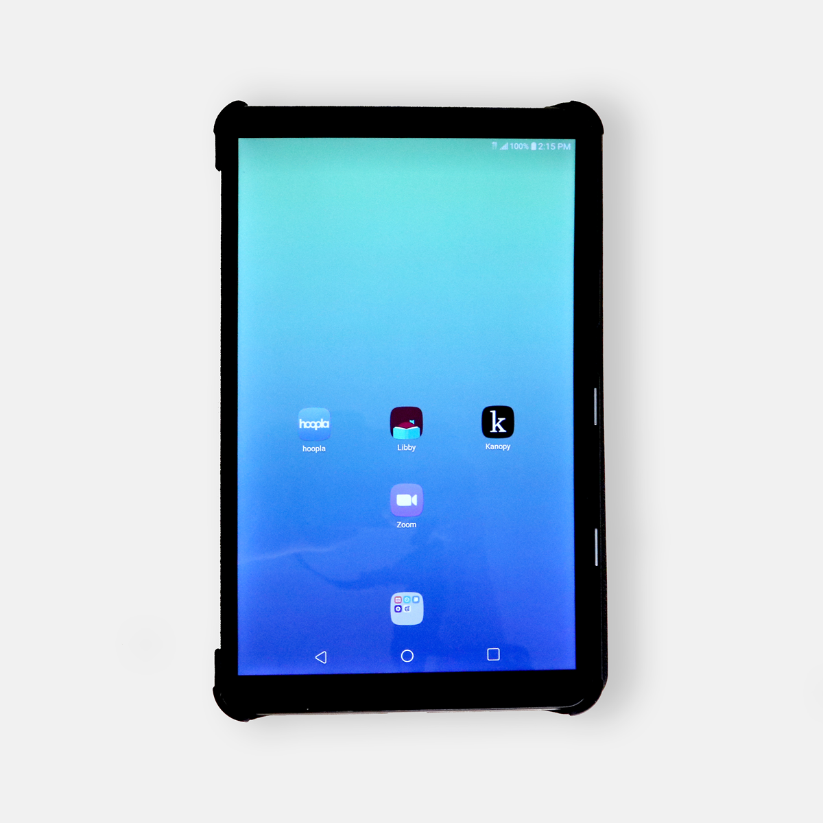 Zoom Tablet