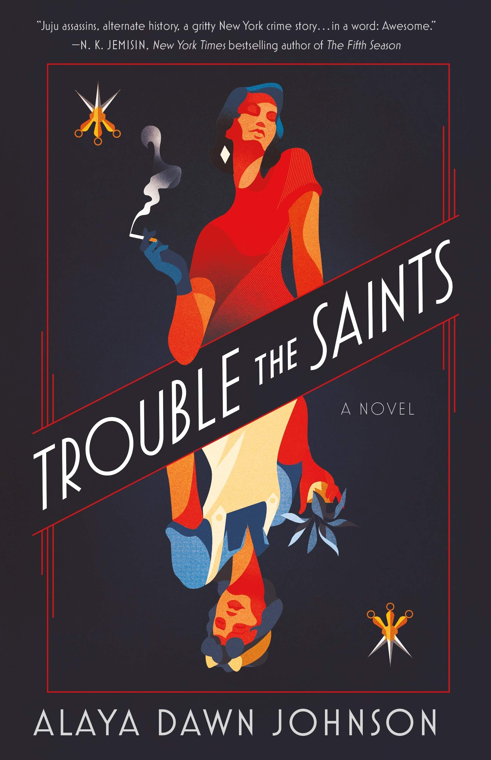 "Image for ""Trouble the Saints"""