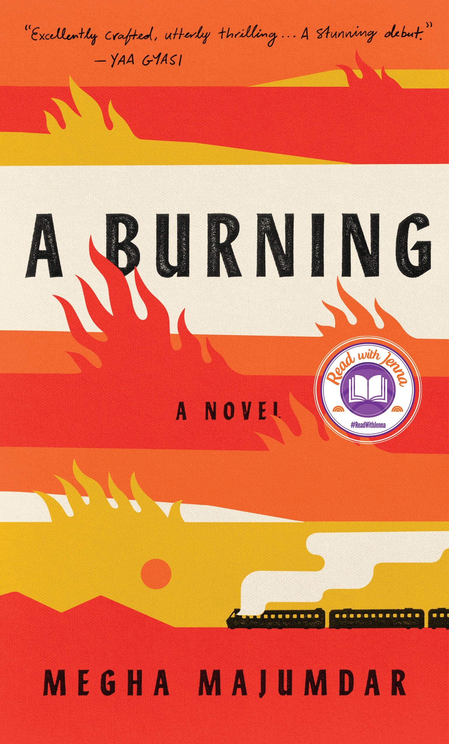 "Image for ""A Burning"""