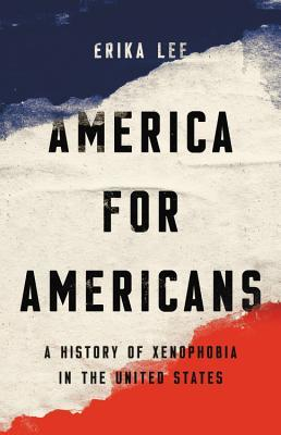 "Cover Image for ""America for Americans"""