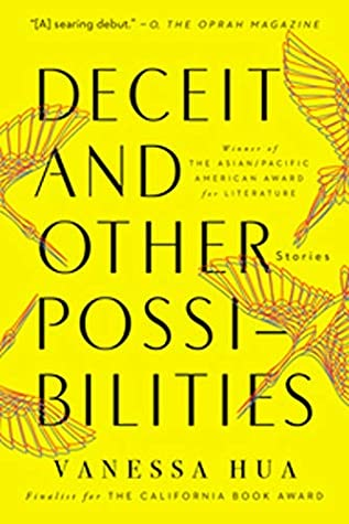 "Cover Image for ""Deceit and Other Possibilities"""