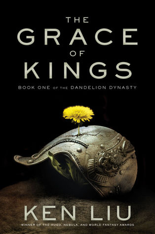 "Cover Image for ""The Grace of Kings"""