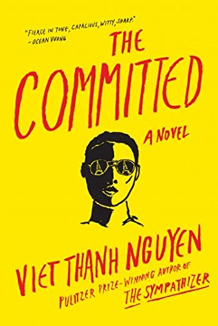 "Cover Image for ""The Committed"""