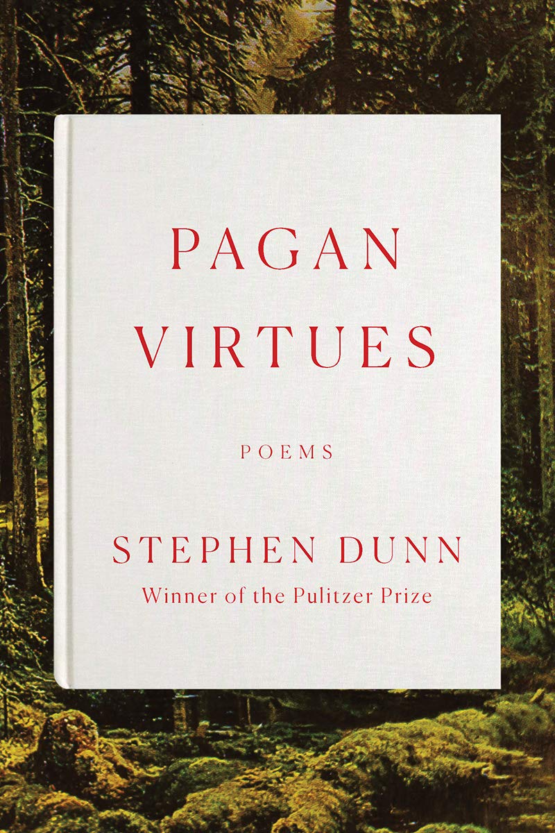 "Image for ""Pagan Virtues: Poems"""
