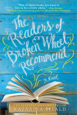 Cover image of The Readers of Broken Wheel Recommend