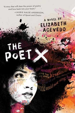 "Cover Image for ""The Poet X"""